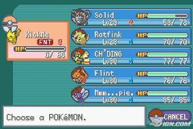 pokemon fire red pokeball hack