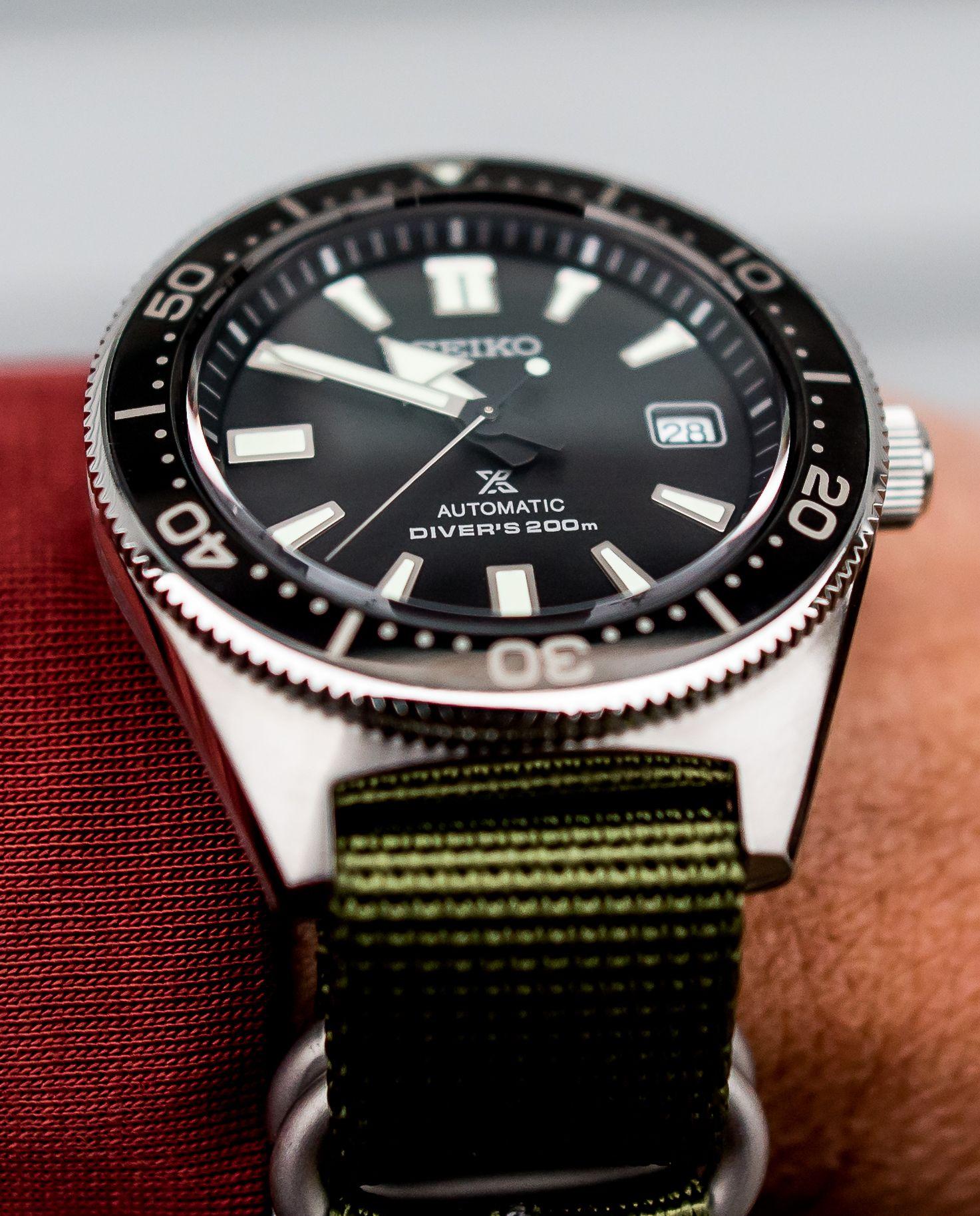 SEIKO SBDC051 SRPB051 62MAS | My Seiko watches in 2019 | Seiko