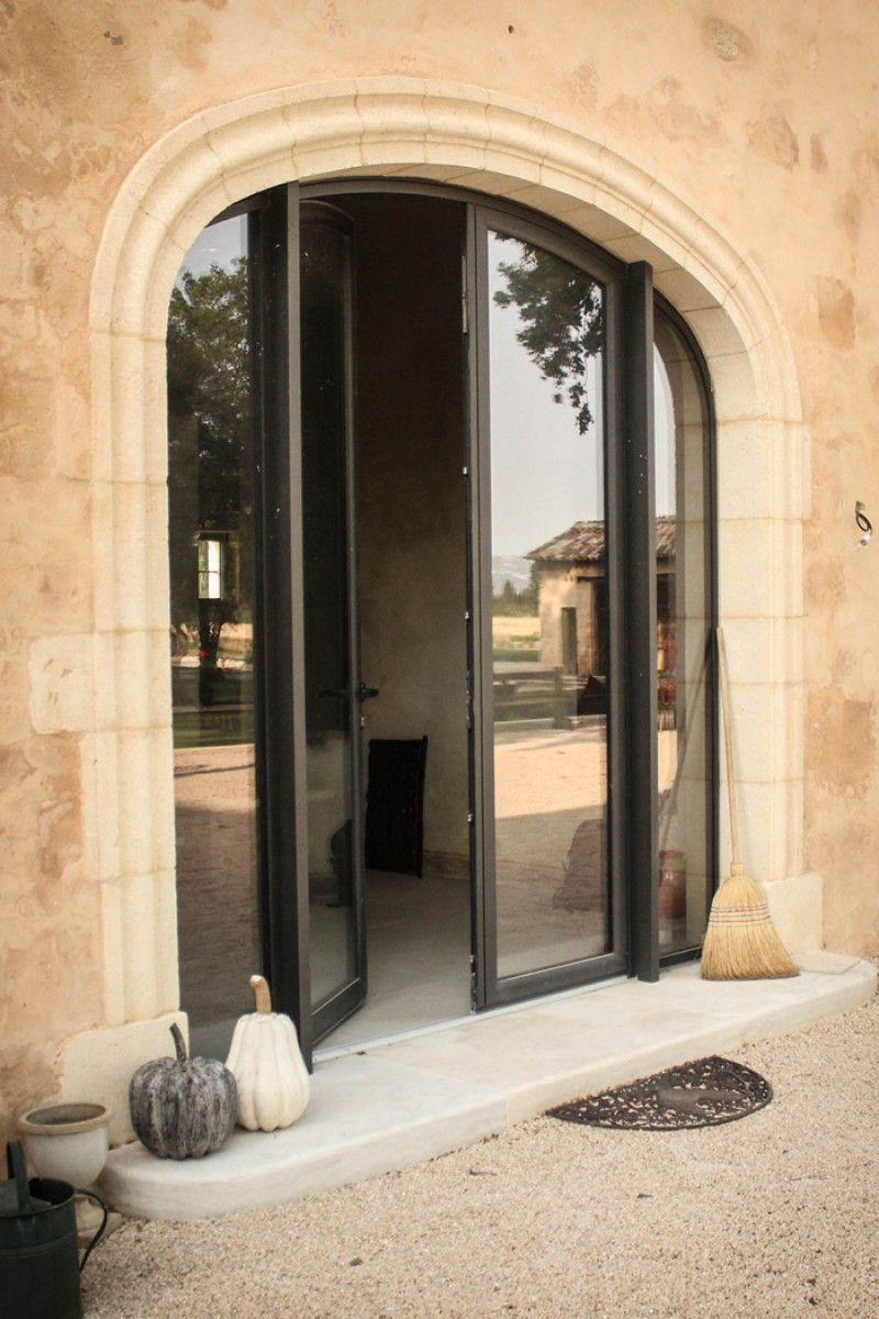 Rénovation De Vieux Mas Partner Menuiseries
