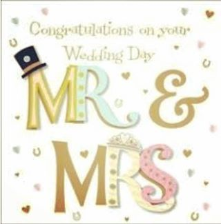 Happy Wedding Day To Our Wonderful Brides Today The Absolute Bridal Family Loved Wo Wedding Congratulations Quotes Wedding Day Wishes Wedding Wishes Messages