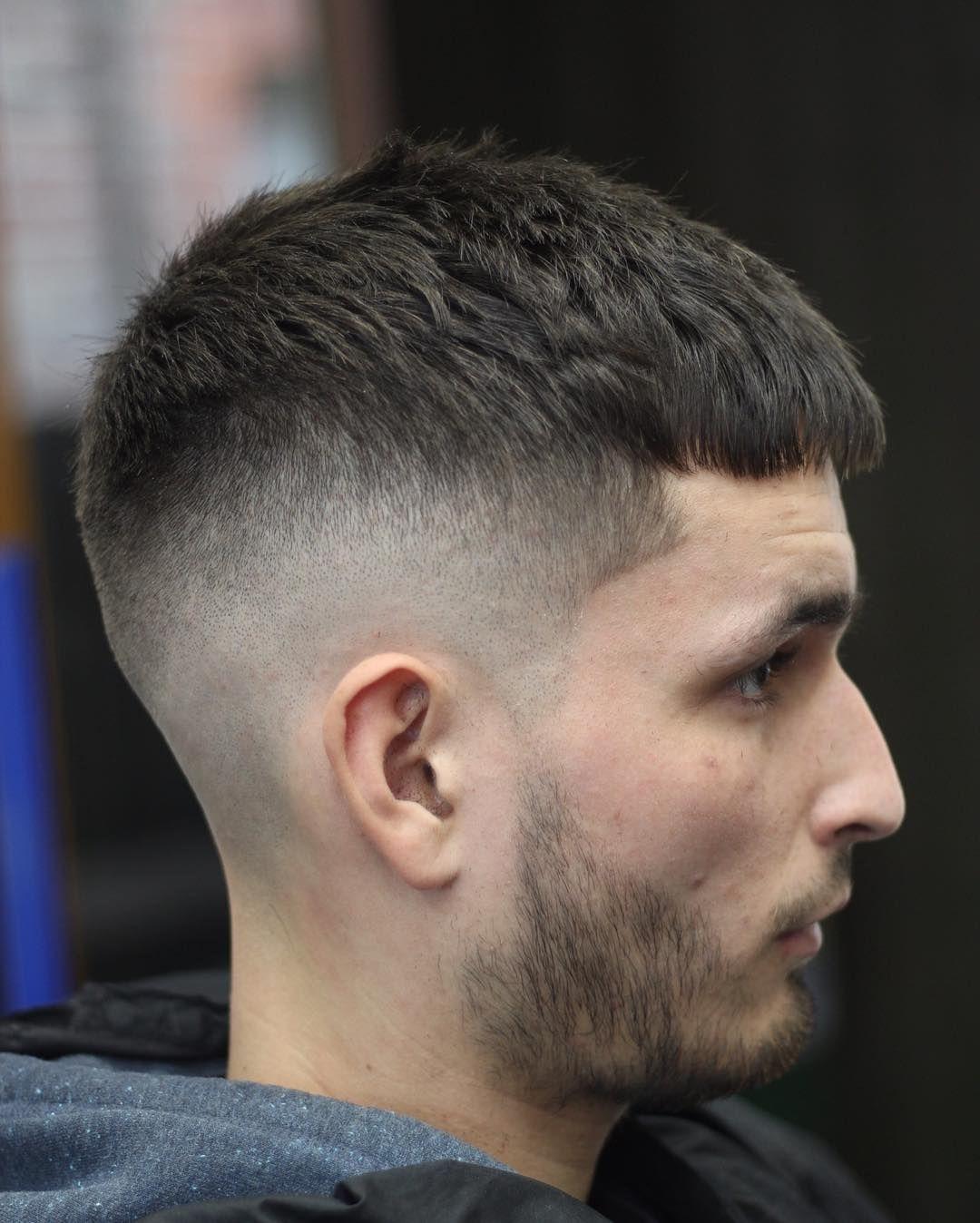 mens short hairstyles 2019