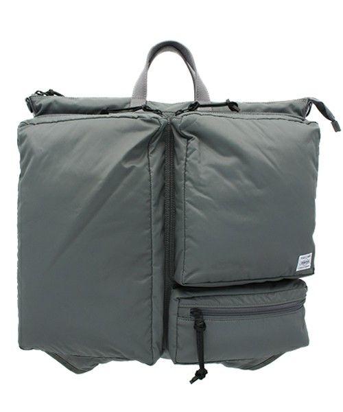 B印 YOSHIDA(×PORTER)のPORTER×B印 YOSHIDA AFN HELMET BAG LARGEです。こちらの商品はBEAMS  Online Shopにて通販購入可能です。 391c049f210c1