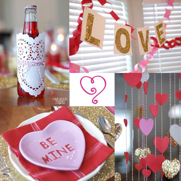 A Valentine's Dinner For The Whole Family! {With Free Printables}