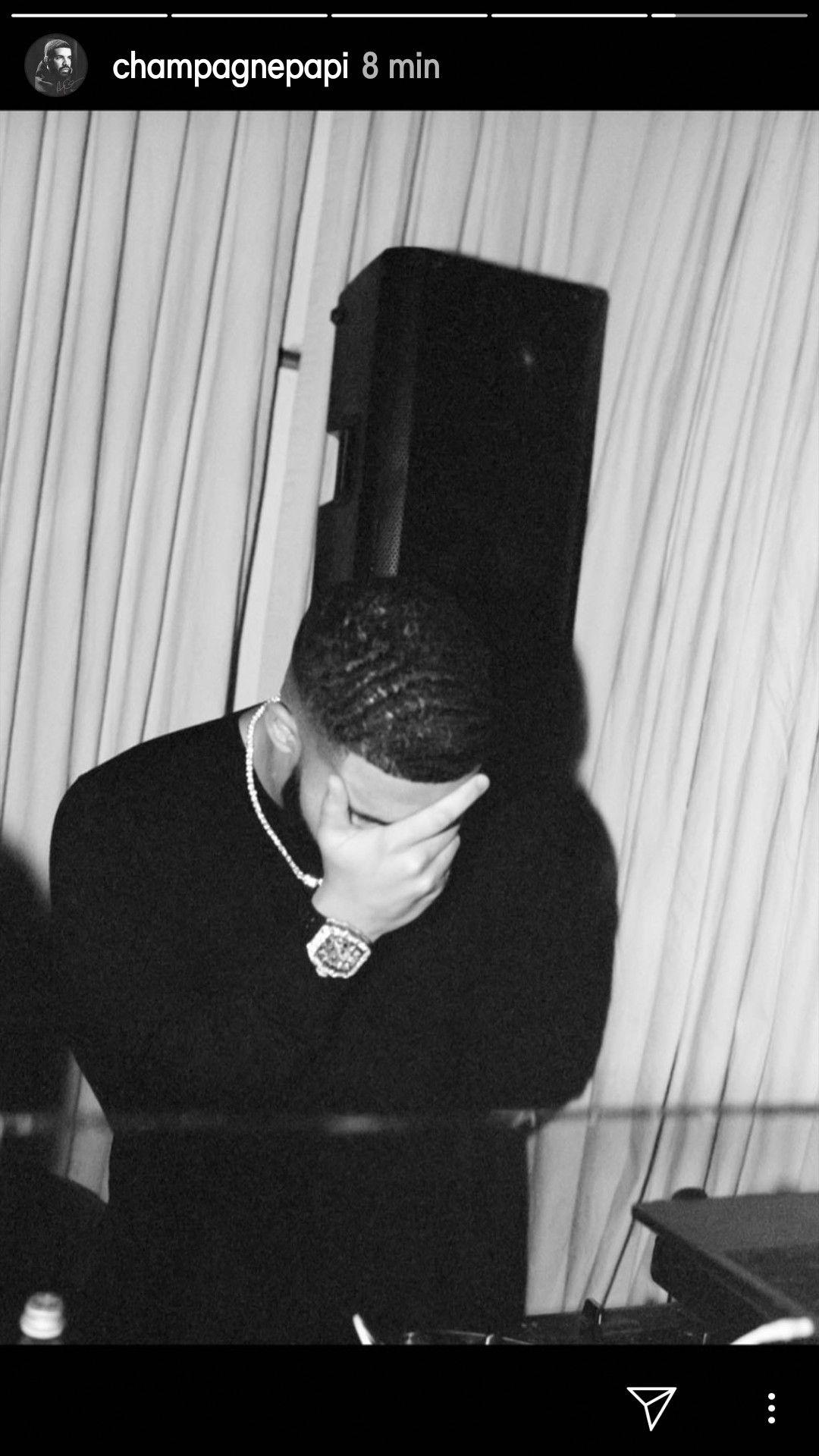 pinterest kokomussa ♡ Drake wallpapers, Aubrey drake
