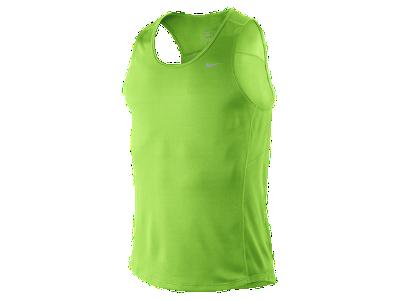 Nike Dri FIT Miler Men's Running Singlet   Running singlet