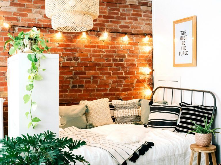 We Spent $500 At Ikea And Turned A Cramped Studio Apartment Into A Cute, Well-Organized Home images