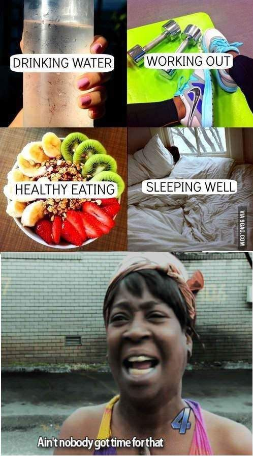 Ain T Nobody Got Time For That With Images Funny Pictures