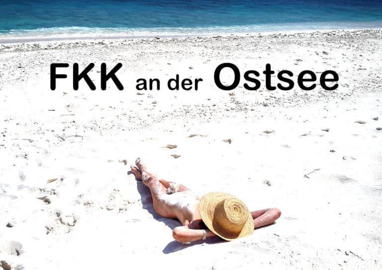 Nackt am strand fkk
