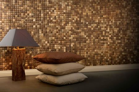 """Kitchen Tiles South Africa coconut shell walls from new online magazine about tucson - """"3"""