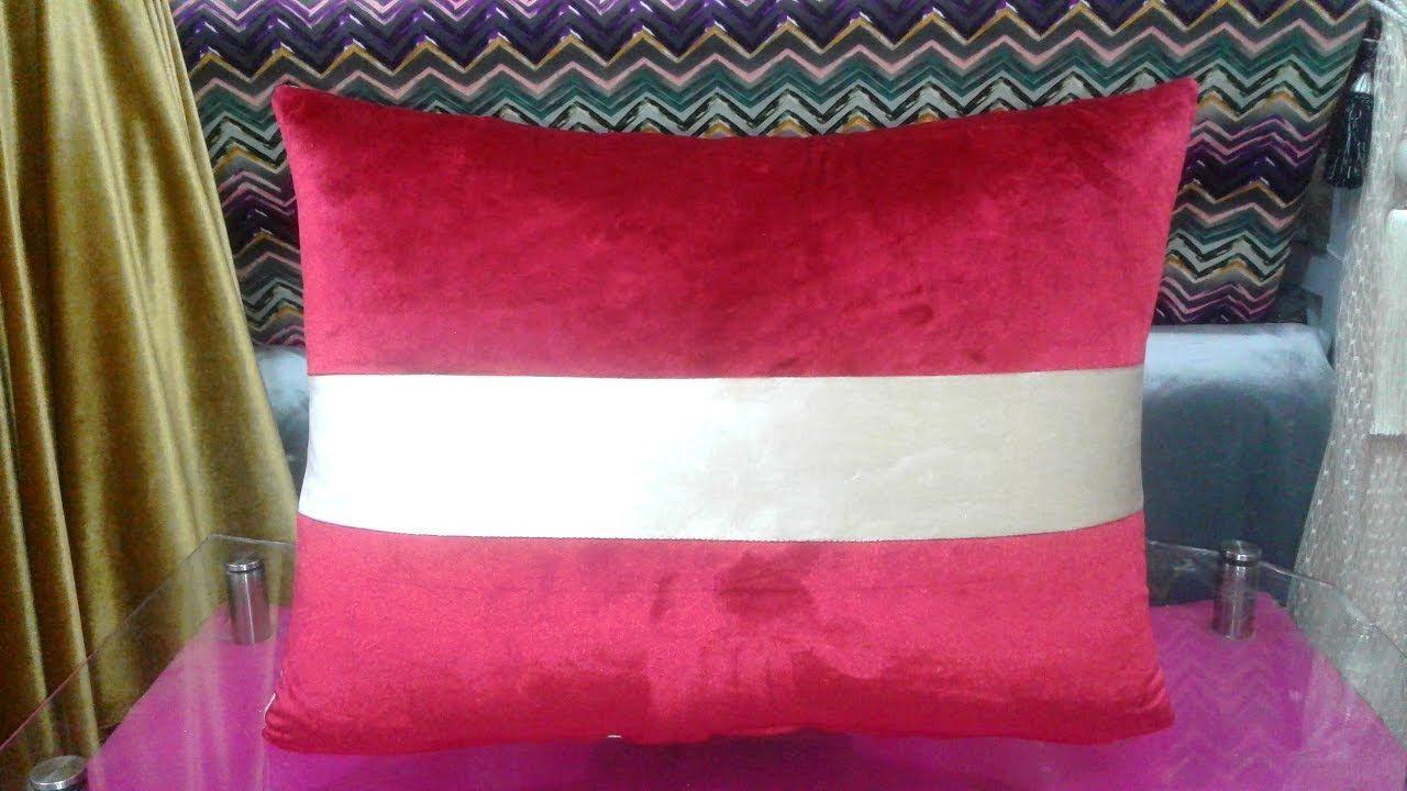 طريقة خياطة مخدات على هذا الشكل لزينة الصالون المغربي Throw Pillows Pillows Bed