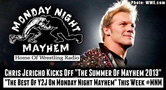Best of Chris Jericho on Monday Night Mayhem