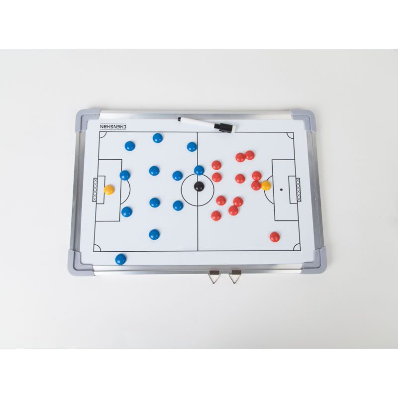Maicca Football Coaching Board Super Magnetic Tactical Plate Big Book Set With Pen Teaching Clipboard Soccer Coach Board Aff Soccer Coaching Big Book Book Set
