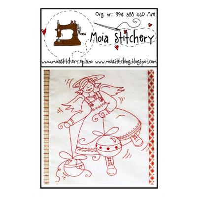 Moia Stitchery Monster Monster