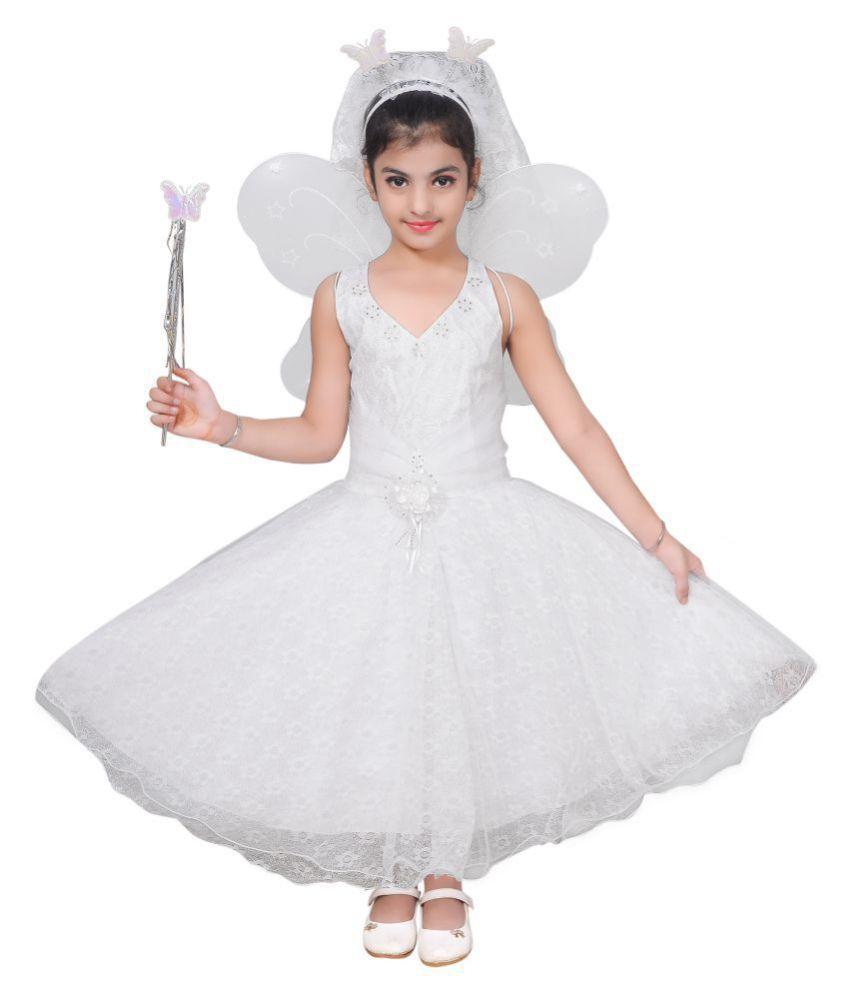 6% OFF-ahhaaaa Girls Angel Pari Dress/Chrismas Gown  Angel dress
