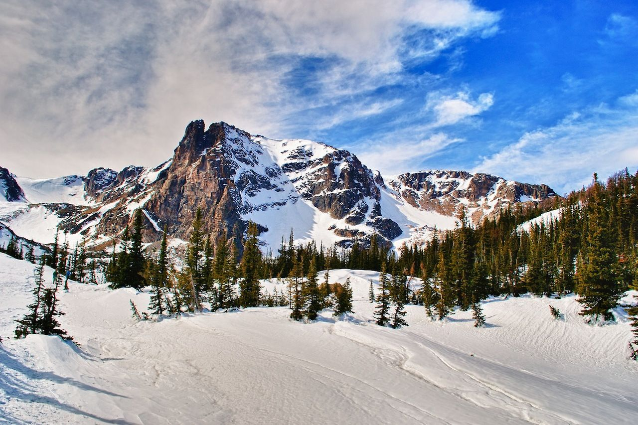 Americas great outdoors rocky mountain np by heather