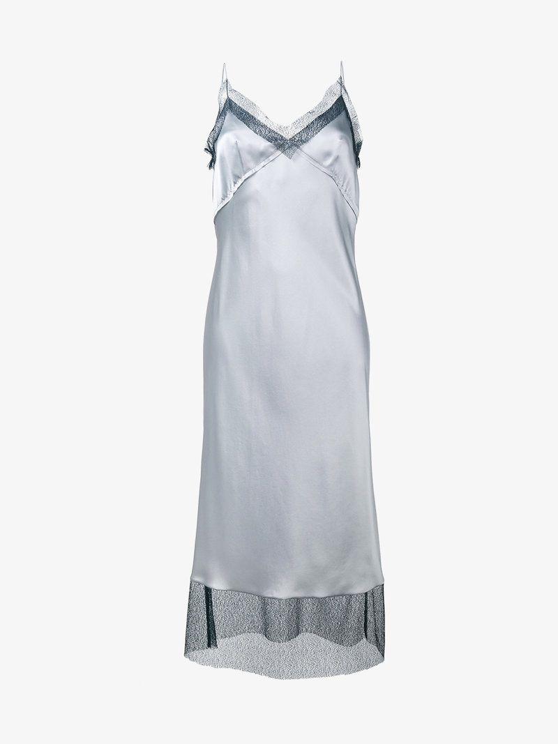 Walk of shame lace trimmed slip dress bras pinterest lace trim