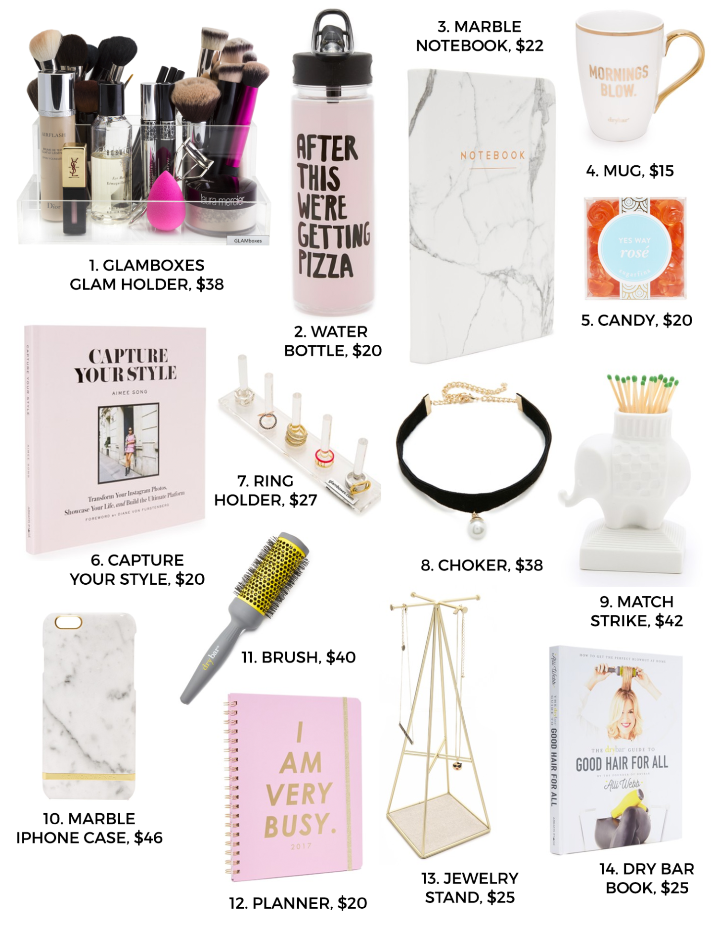 Holiday Gift Ideas For Her Under 50