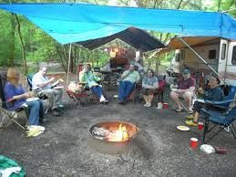 Image Result For Canopy Over Campfire Outdoor Decor Campfire