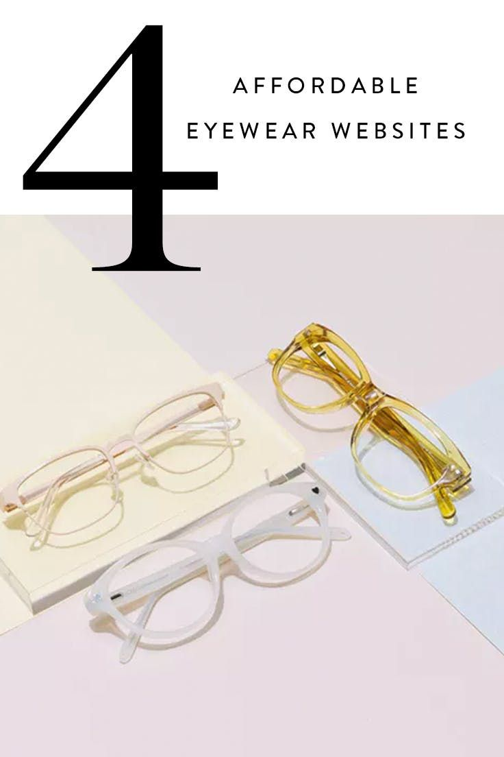 4 Websites with Cute, Cheap Glasses (That Aren\'t Warby Parker)