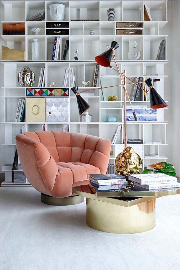 ▷ 1001 + Ideen Für Wohnzimmer Wandfarbe 2018 | Pinterest | Wandfarbe, Weiße  Regale Und Wandgestaltung Wohnzimmer
