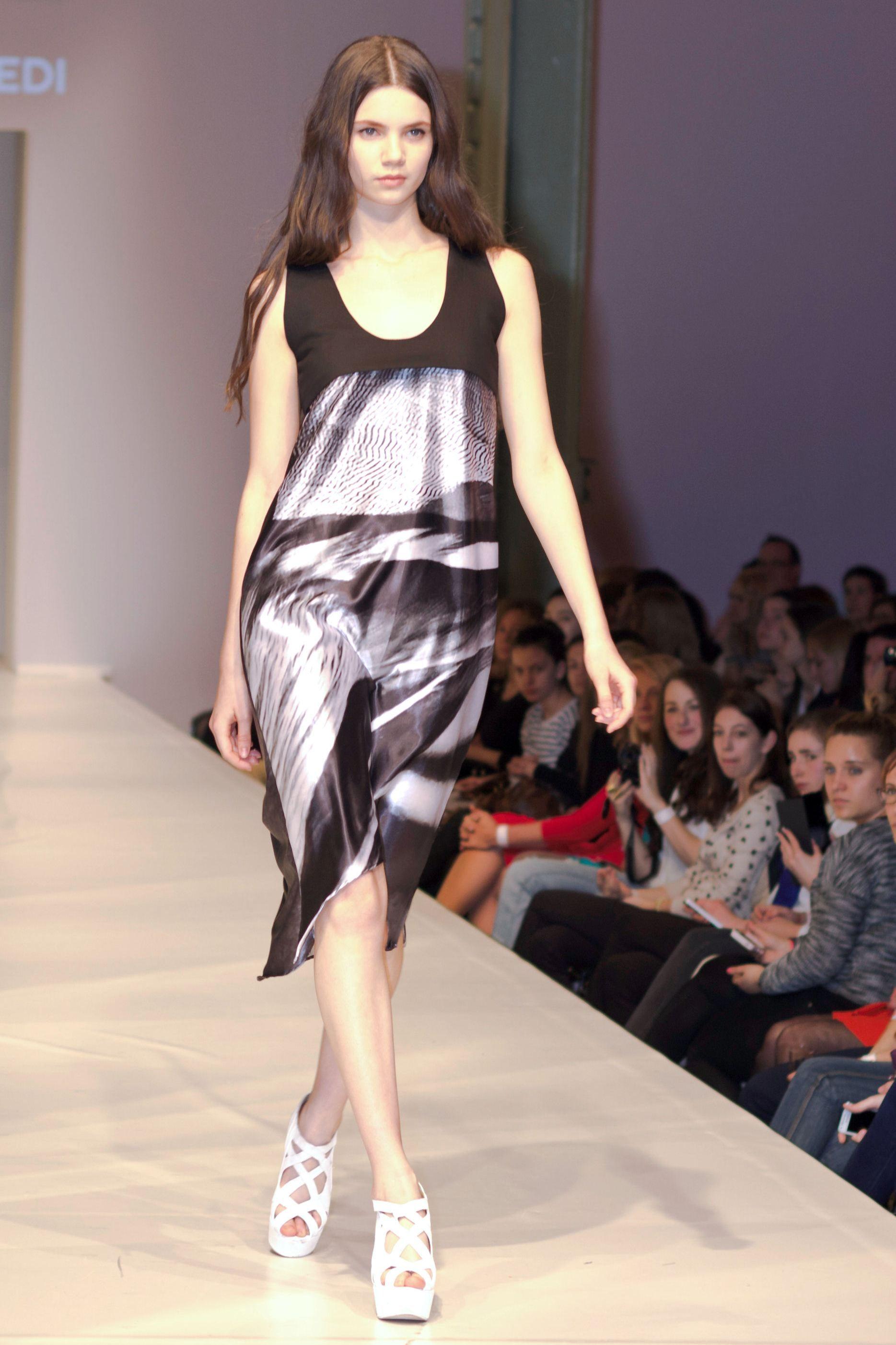 Kata Szegedi - Elle Fashion Show 2014 http://www.budapestwithus.hu/elle-fashion-show-2014/
