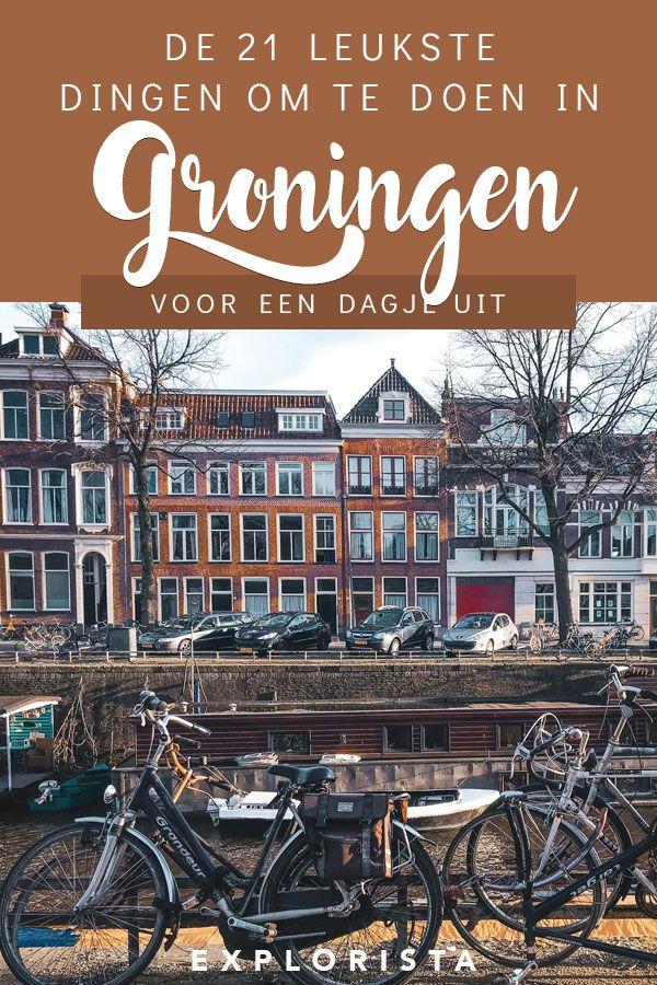 Wat te doen in Groningen (stad): 21 bezienswaardigheden
