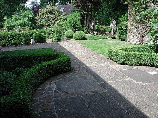 Gertrude Jekyll Garden Munstead Wood Kitchen Garden Hedges