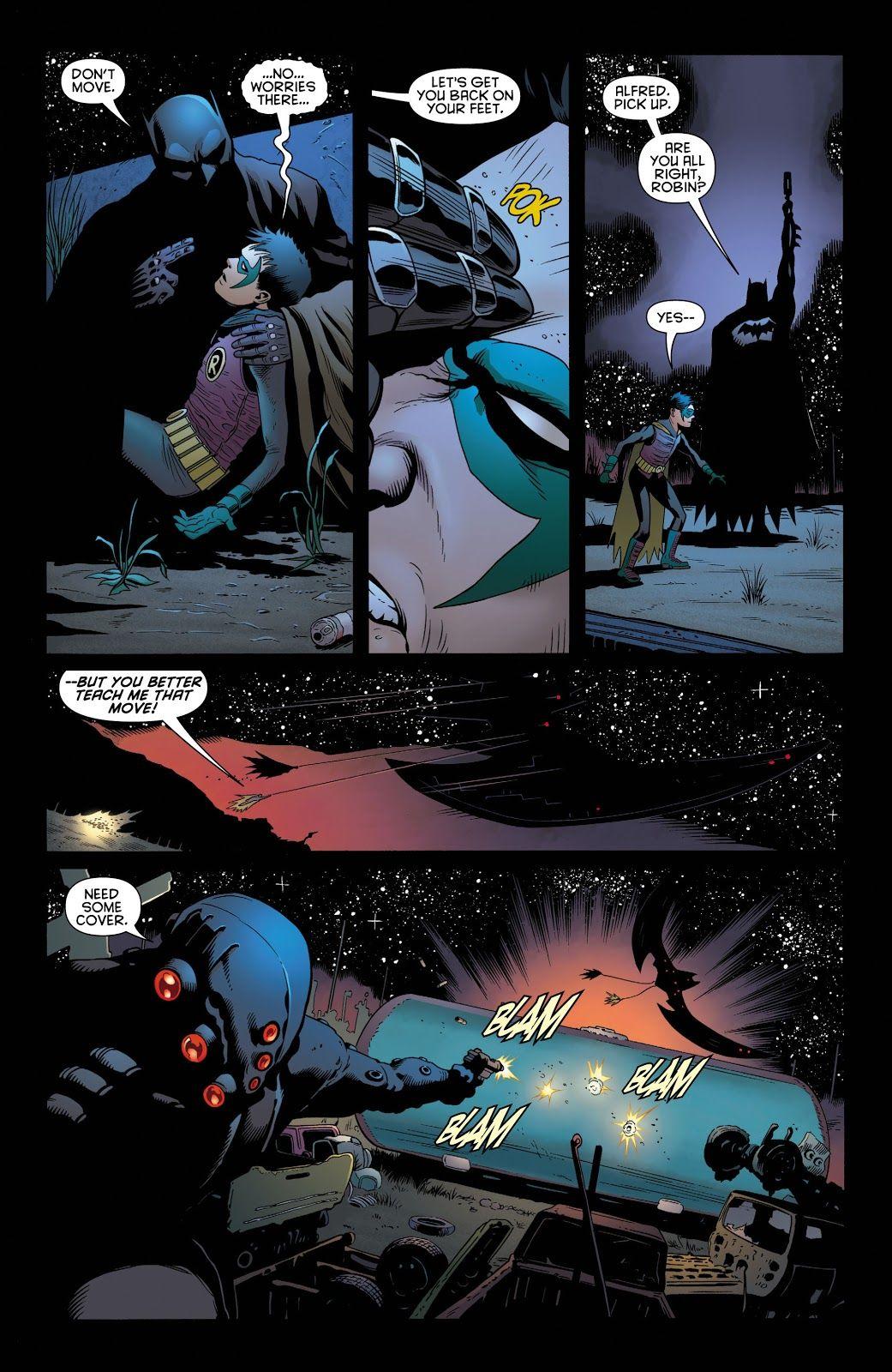Batman: Catwoman Defiant Comic - Read Batman: Catwoman