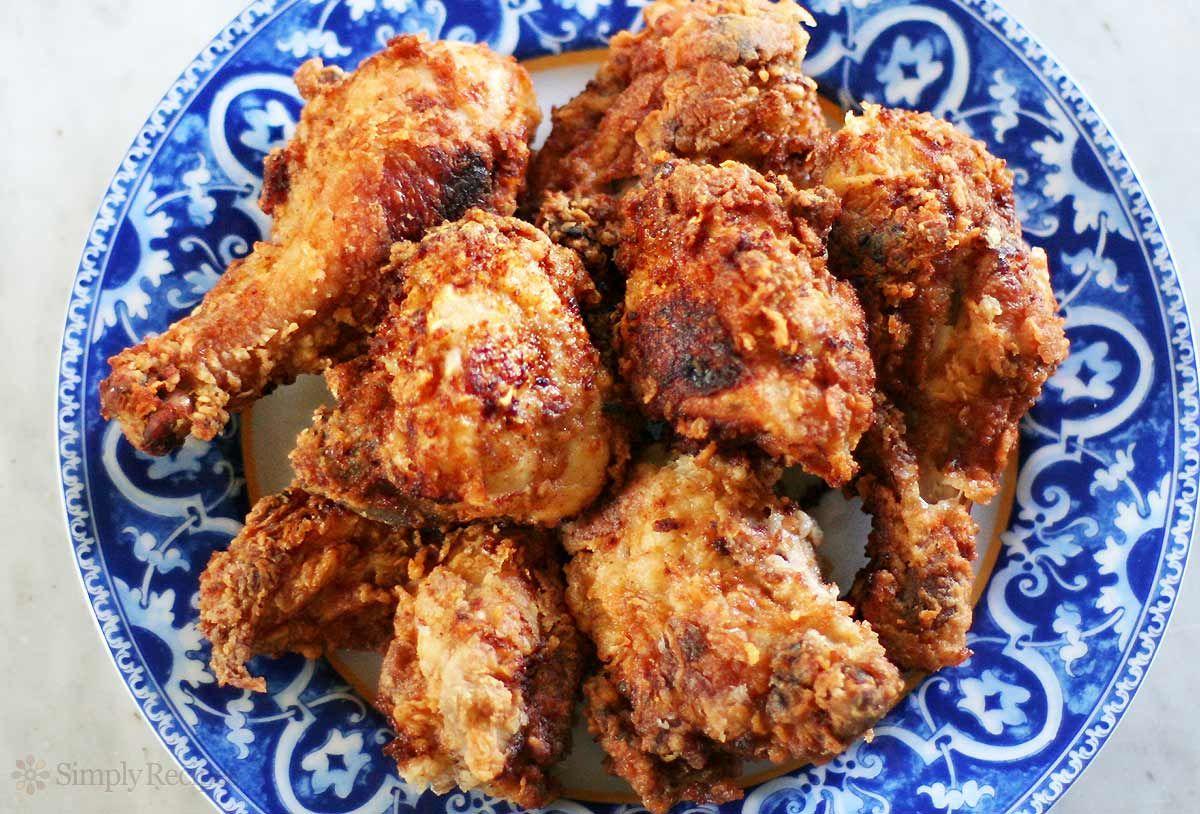 Buttermilk Fried Chicken Recipe Simplyrecipes Com Recipe Fried Chicken Recipes Buttermilk Fried Chicken Chicken Recipes