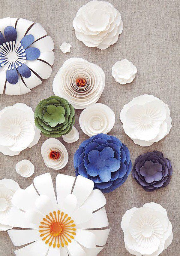 40 origami flowers you can do ideas for the house
