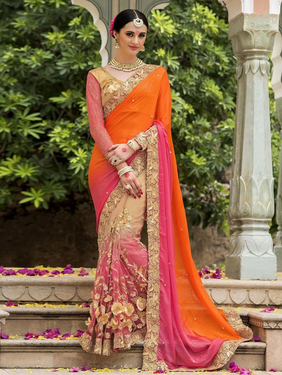 Indian Wedding Saree Latest Designs & Trends 20202021