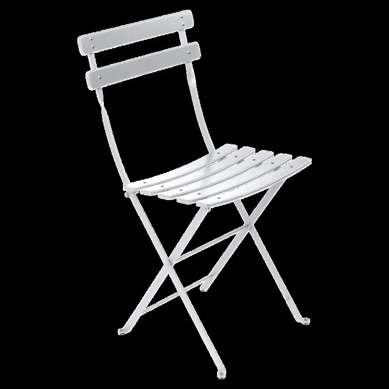 Chaise Classique Bistro, chaise en métal, mobilier de jardin