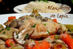 Photo of Blanquette de lapin #blanquettedeveau This blanq recipe …