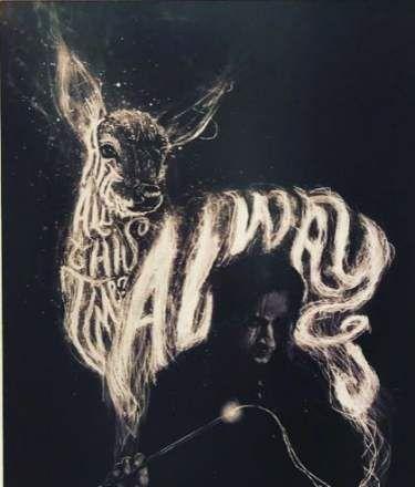 32 Ideas Tattoo Harry Potter Patronus Severus Snape Harry Ideas Patronus In 2020 Harry Potter Kunst Harry Potter Tattoos Harry Potter Bildschirmhintergrund