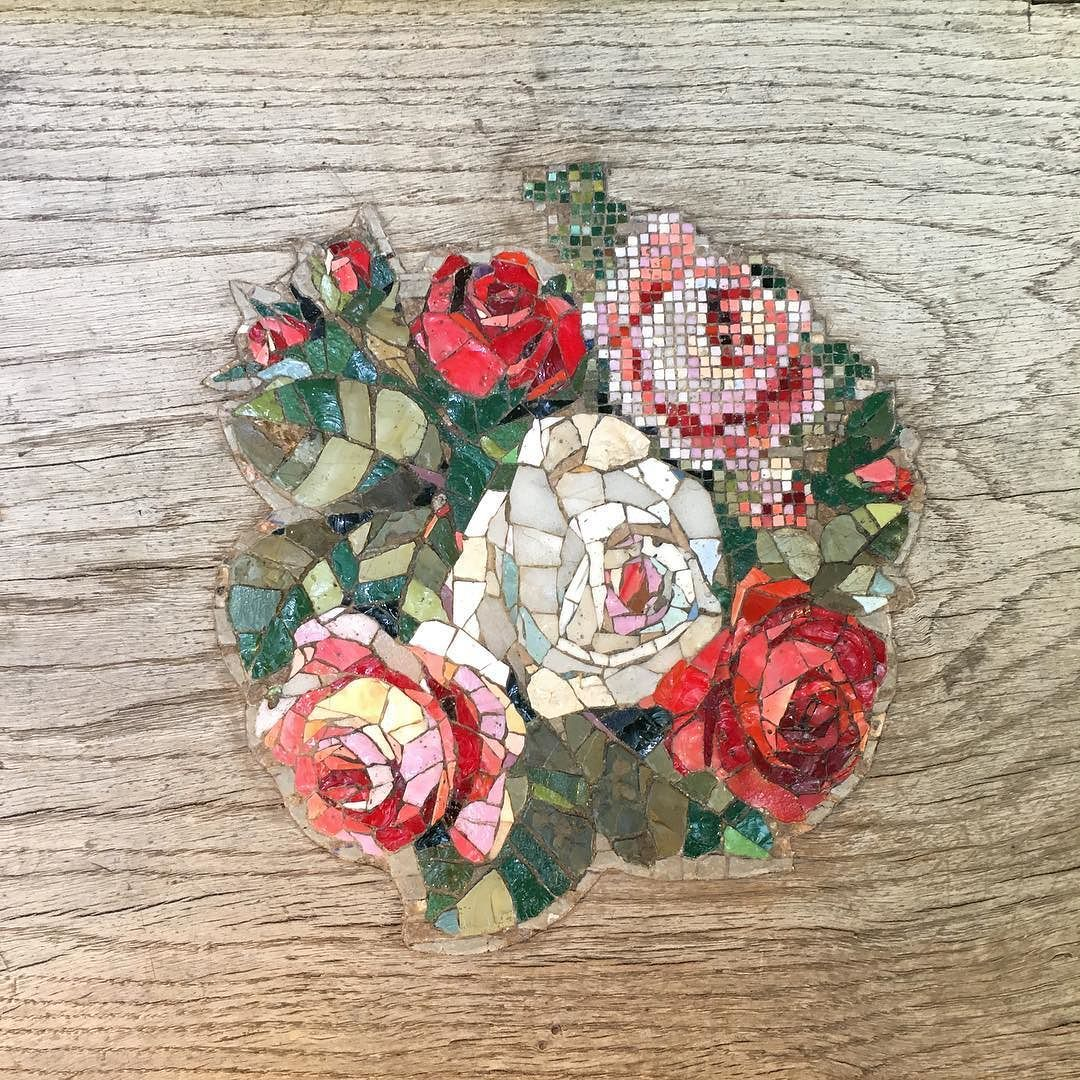 Yukiko Nagai. #mosaic #wood #spaziorossanaorlandi #fuorisalone2017 #mdw2017 #mdw #milandesignweek #design #igers #igersitalia #igersmilano #yukikonagai
