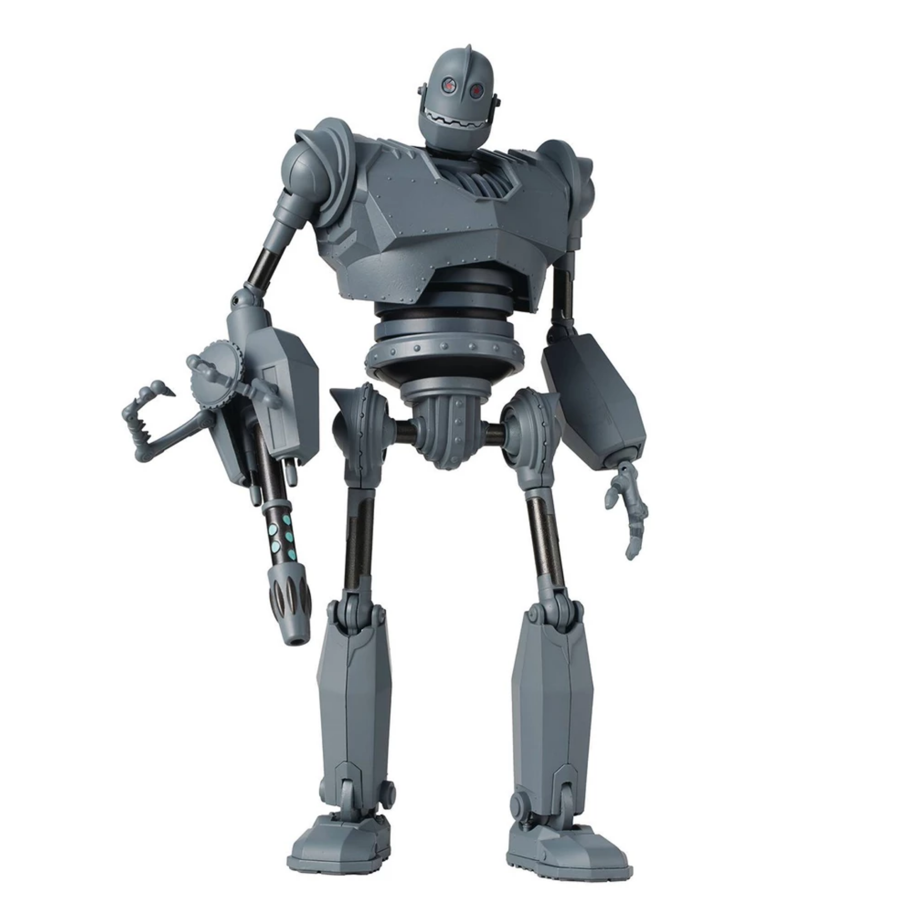 riobot iron giant battle mode die cast 160mm action figure by 1000toys action figures the iron giant cool toys