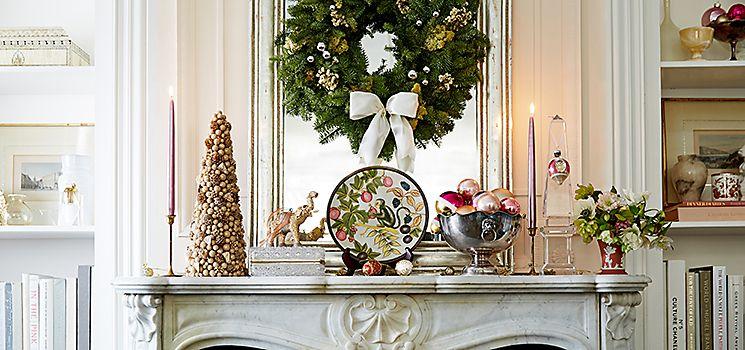 Holiday Decorating Ideas One Kings Lane Christmas Decorating