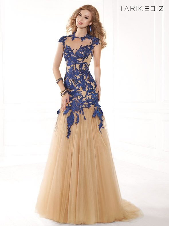 Evening Dresses From Turkish Designer Tarik Ediz Come to Jan's ...