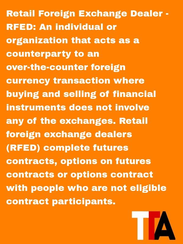 Retail forex transaction definition gtr investment kfta