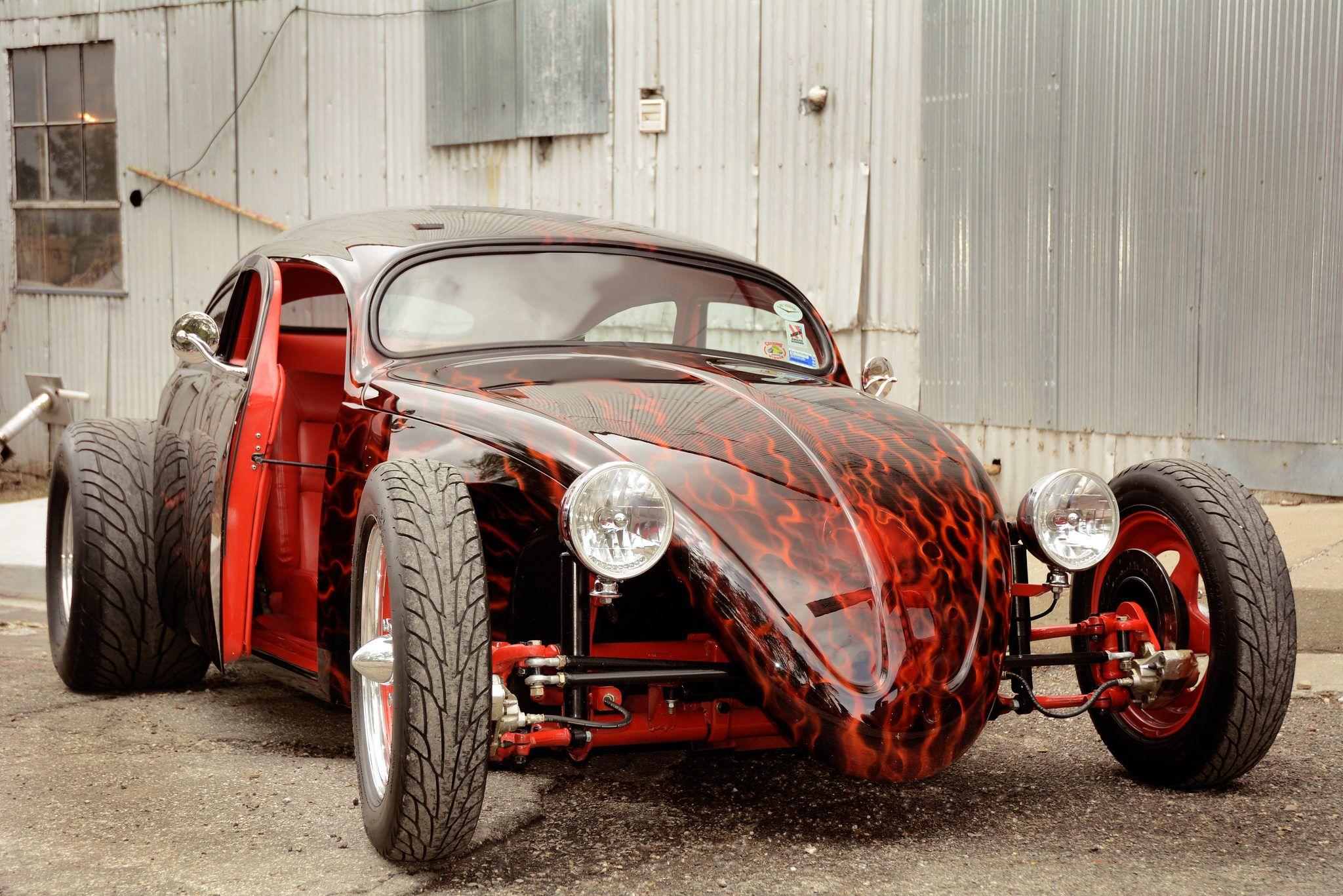 Hellbug - Vintage Customized VW