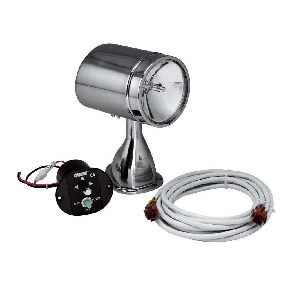 """Guest 22040A 5"""" Spotlight / Floodlight Kit"""