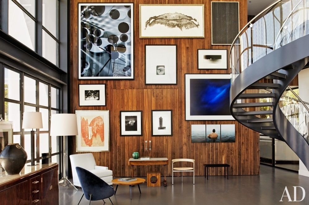 living room by dan fink and tim murphy in los angeles ca chic