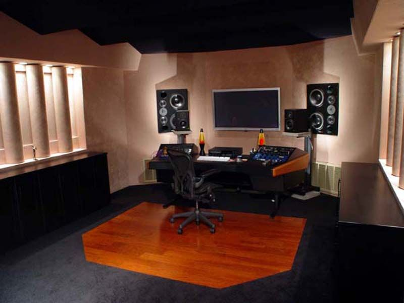 Idea For The Actual Production Set Up Music Studio In 2019