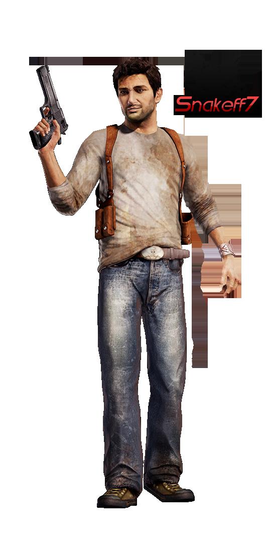 Nathan Drake (Uncharted: Drake's Fortune)