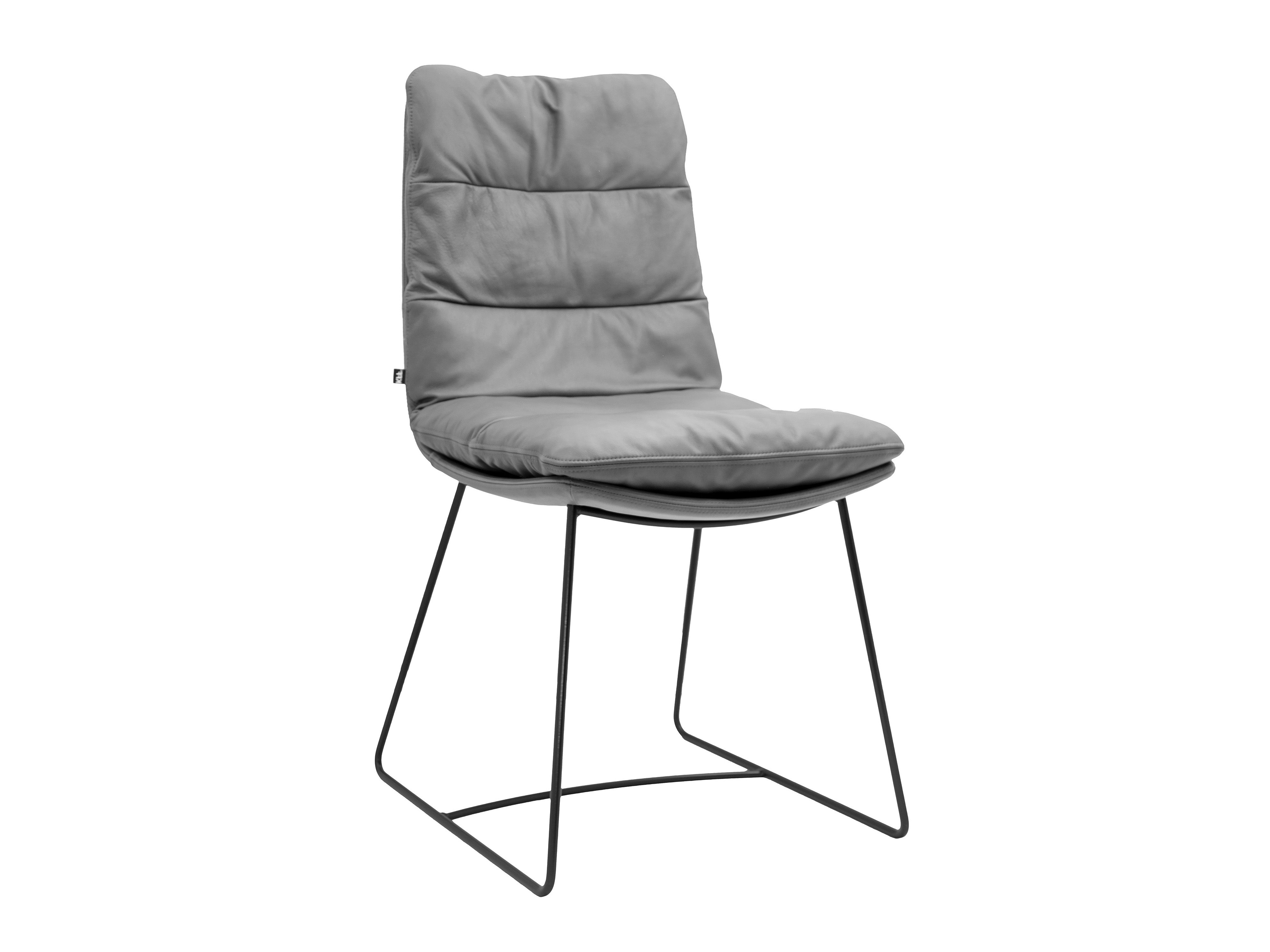 Arva Sled Base Chair Arva Collection By Kff Chair Light Chair Leather Chair