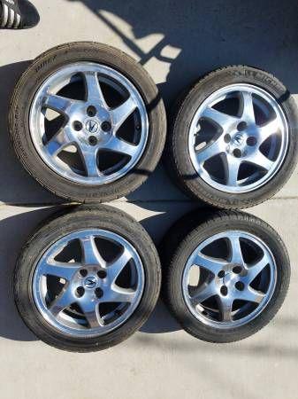 OEM Acura Integra GSR Blades Wheels Rims Dc Db GSR Oxnard - Acura integra wheels