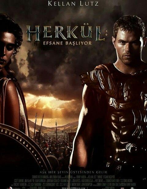The Leyend of Hercules