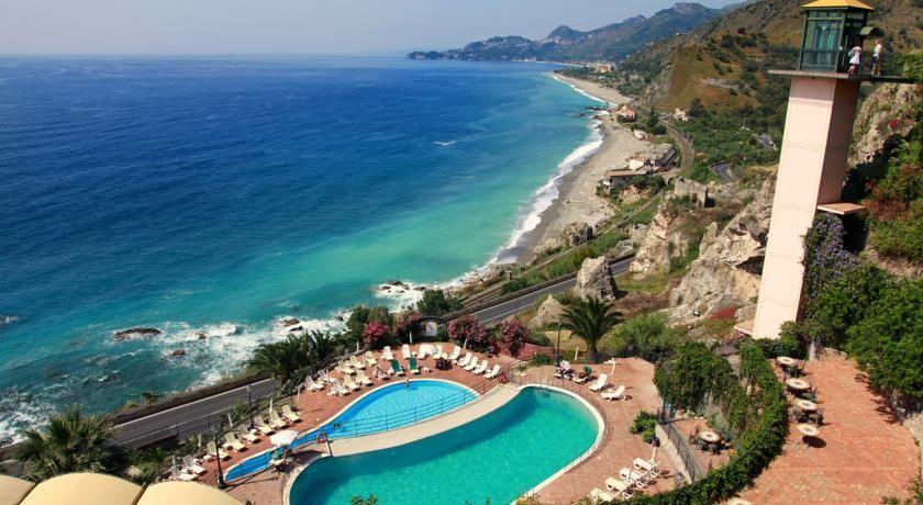 Baia Taormina Grand Palace Hotels And Spa Sant Alessio Siculo