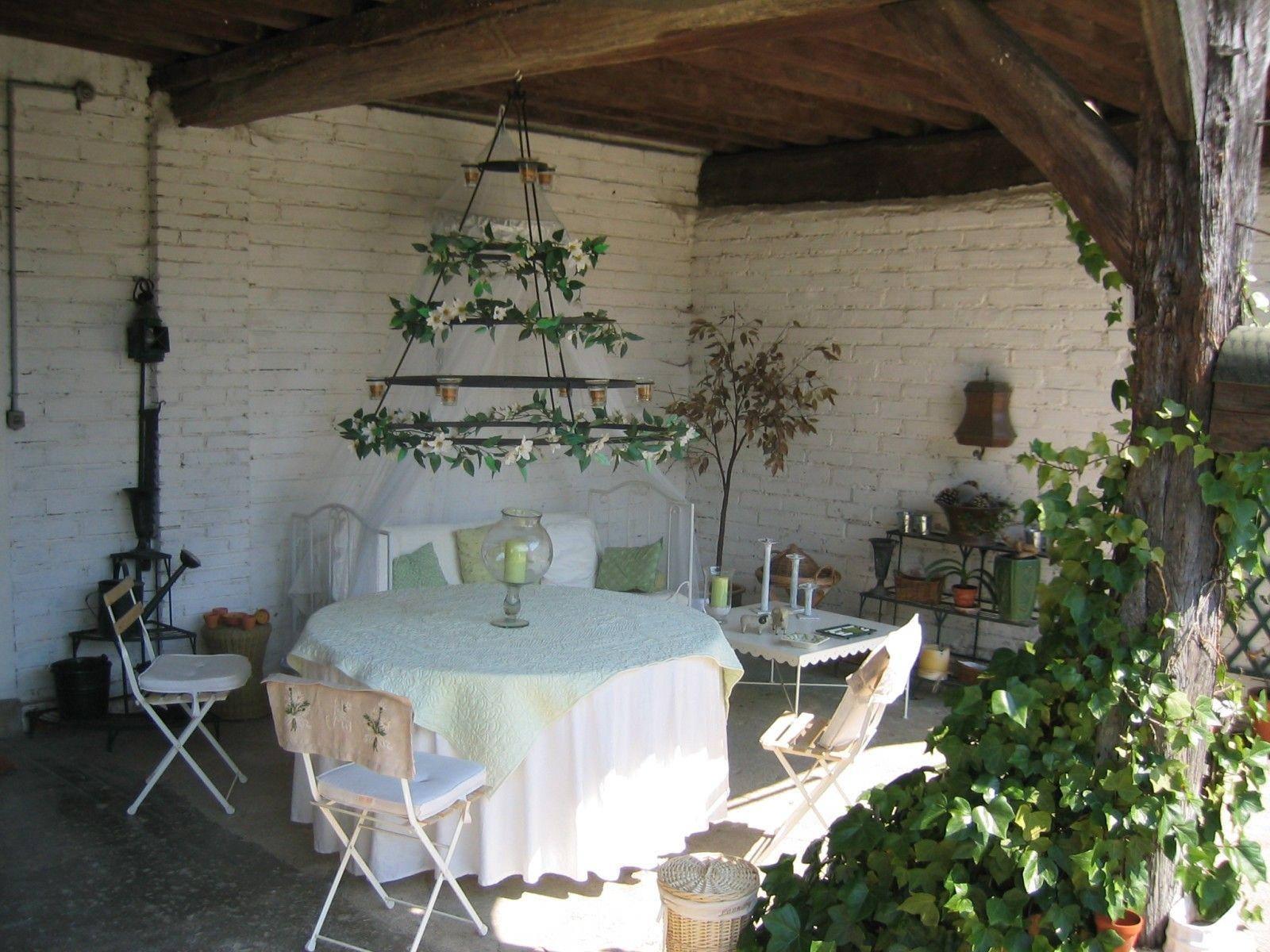 déco terrasse couverte | zaridaina | Pinterest | Deco terrasse ...