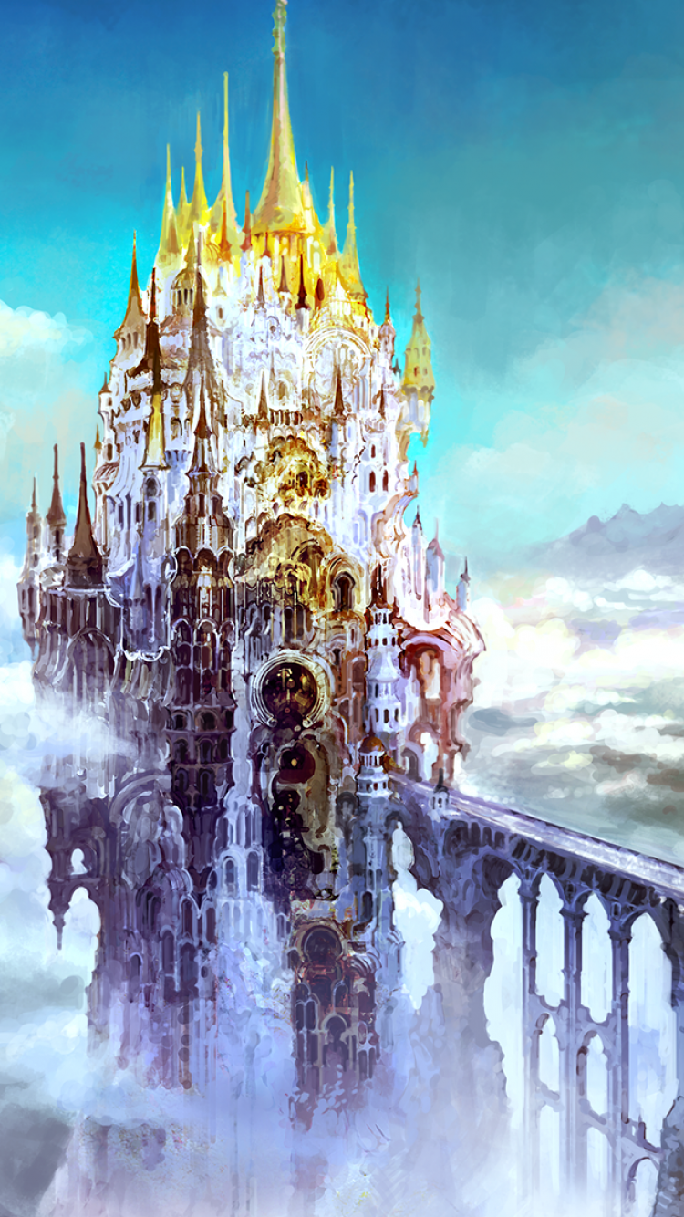 Final Fantasy Xiv A Realm Reborn Hd Wallpapers Backgrounds